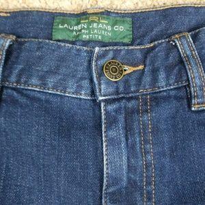 Lauren Ralph Lauren Shorts - LRL Lauren Jeans Co. Bermuda Jean Shorts Size 2P